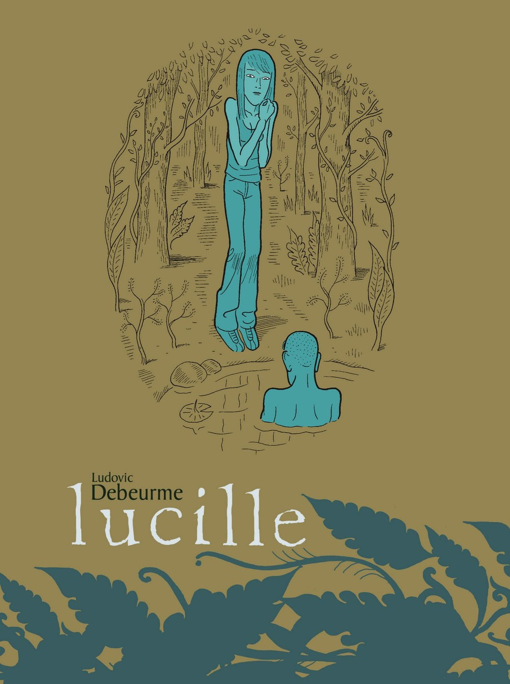 Lucille by Ludovic Debeurme Review | Amazon | Goodreads