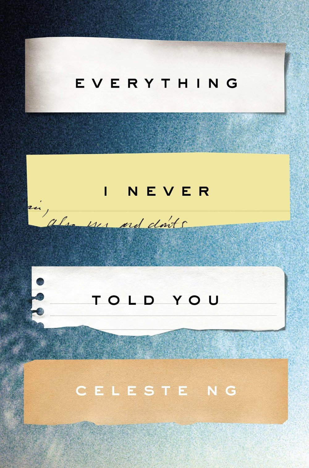 Everything I Never Told You by Celeste Ng Amazon | Goodreads