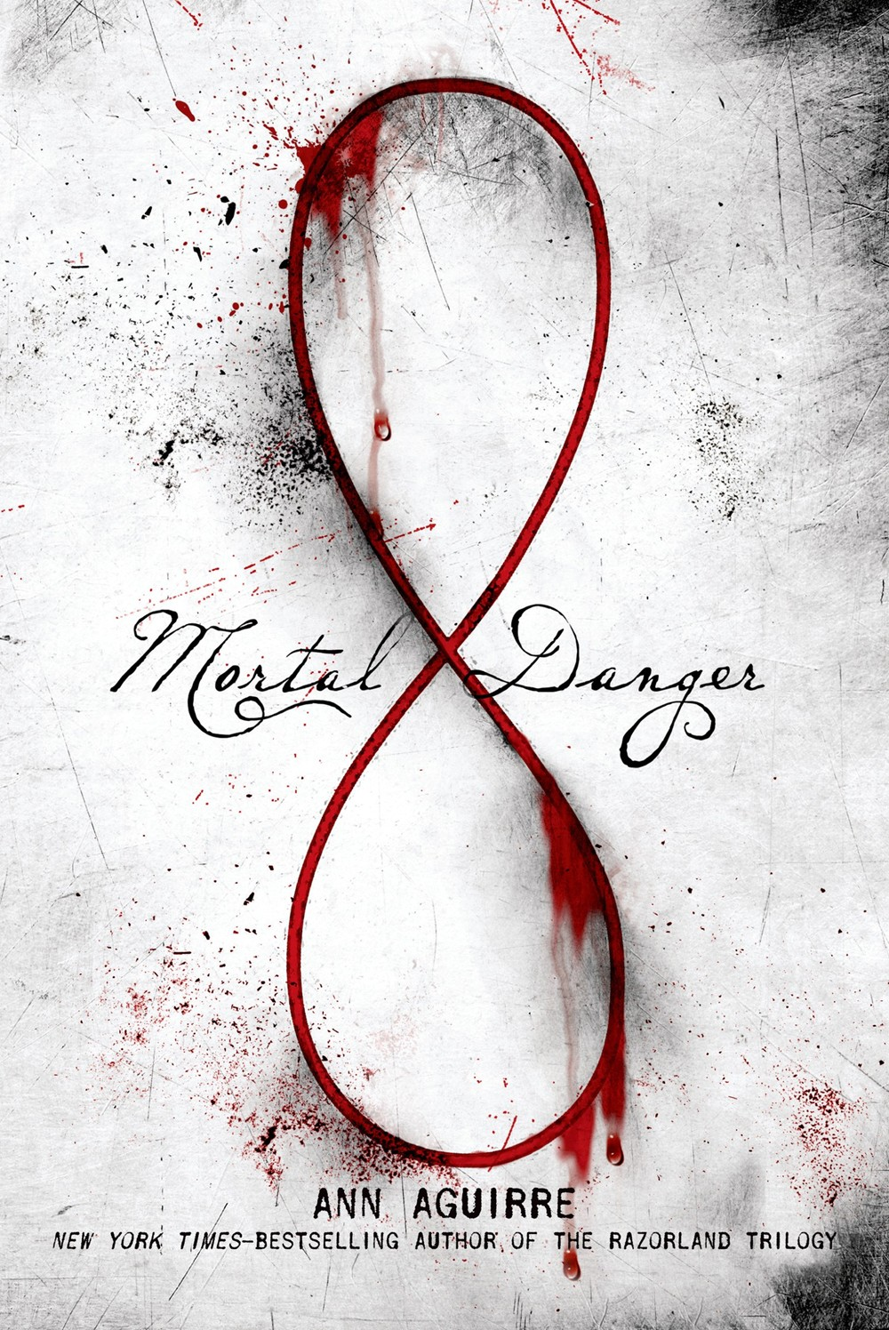 Mortal Danger by Ann Aguirre Amazon | Goodreads