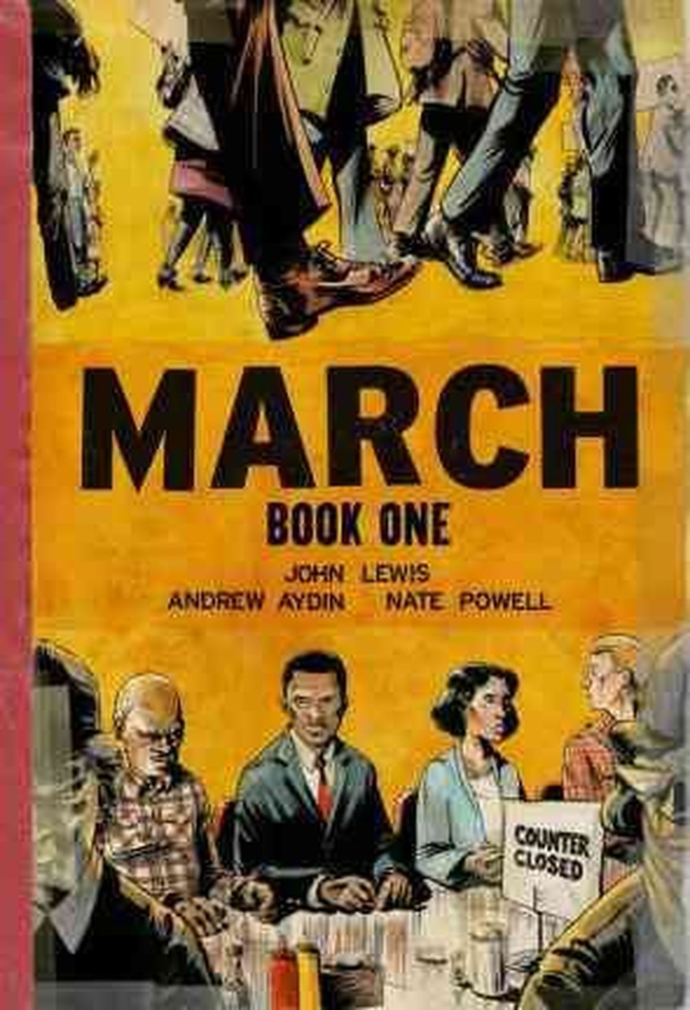 March, Book One by John Lewis Amazon | Goodreads