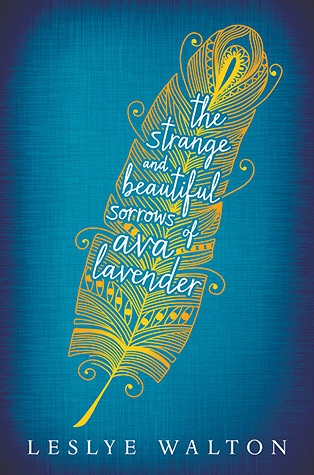 The Strange and Beautiful Sorrows of Ava Lavender on Clear Eyes, Full Shelves