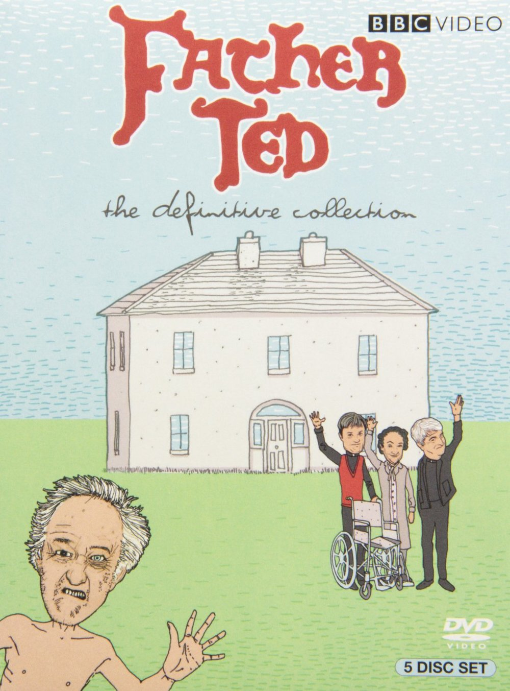 Father Ted - Clear Eyes, Full Shelves