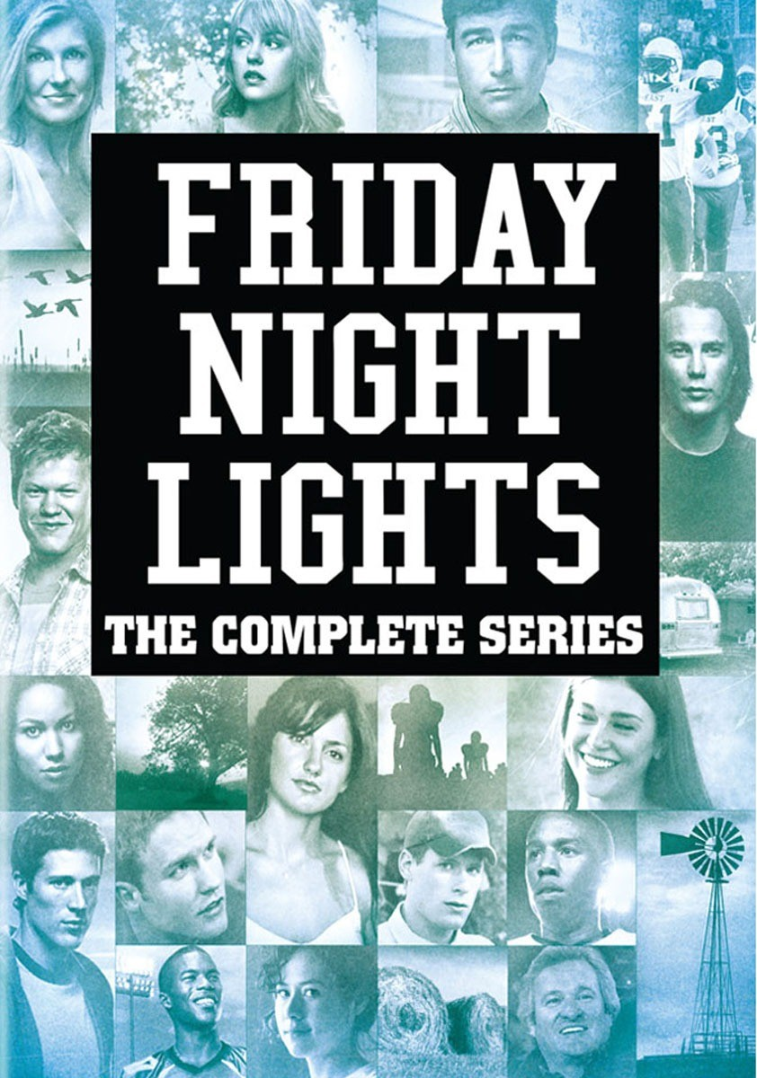 Friday Night Lights DVDs