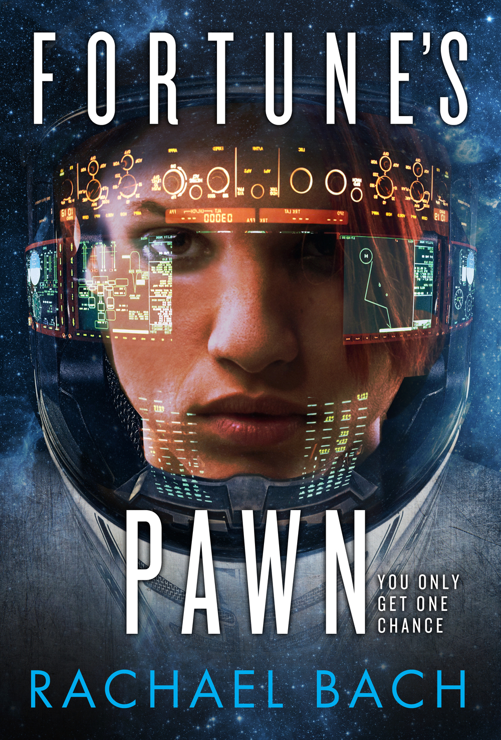 Fortune's Pawn by Rachel Back | Clear Eyes, Full Shelves