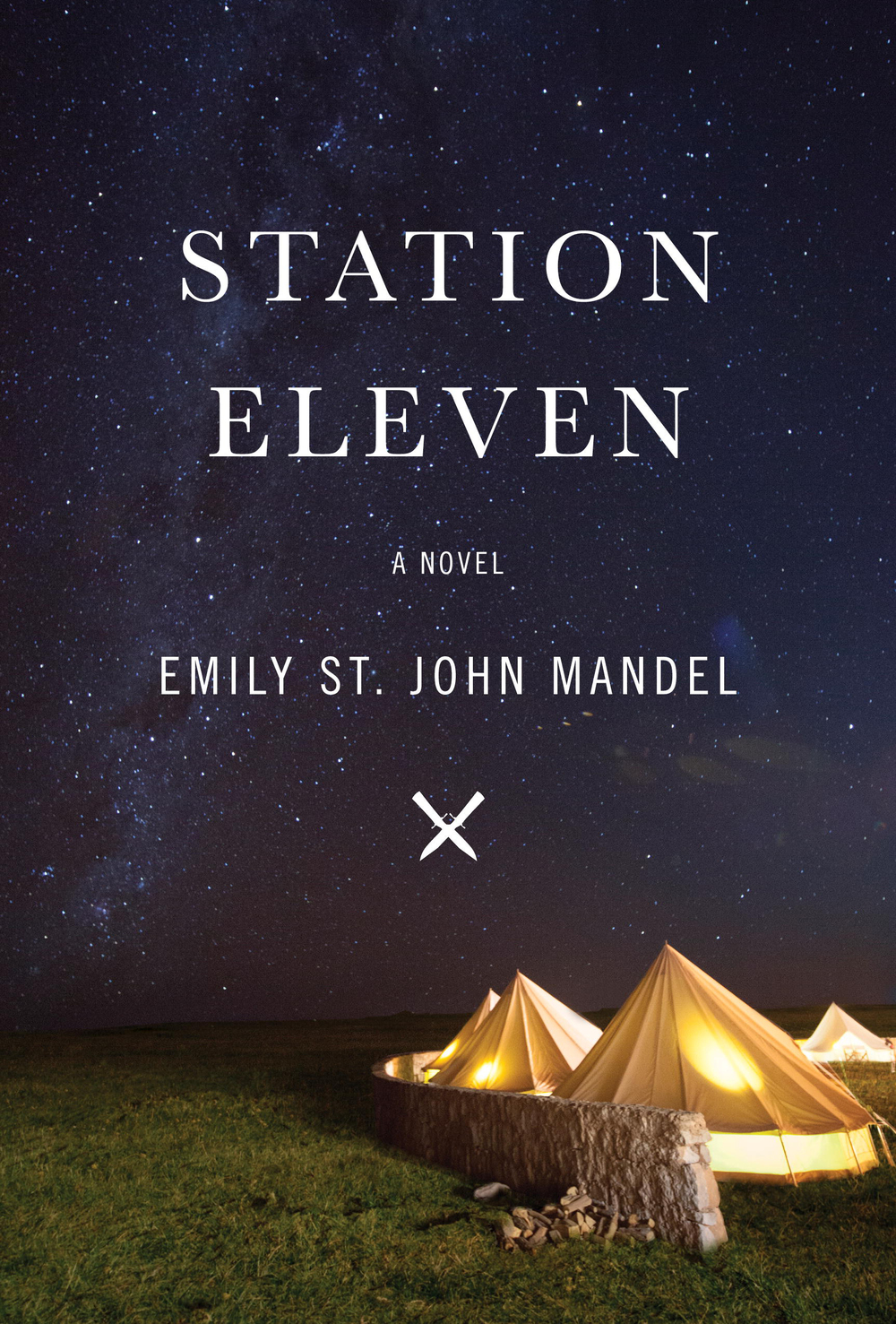 Station Eleven by Emily St. John Mandel | Clear Eyes, Full Shelves
