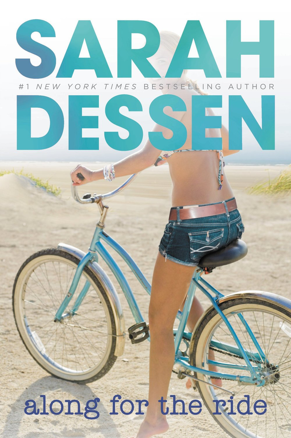 Along for the Ride by Sarah Dessen | Clear Eyes, Full Shelves
