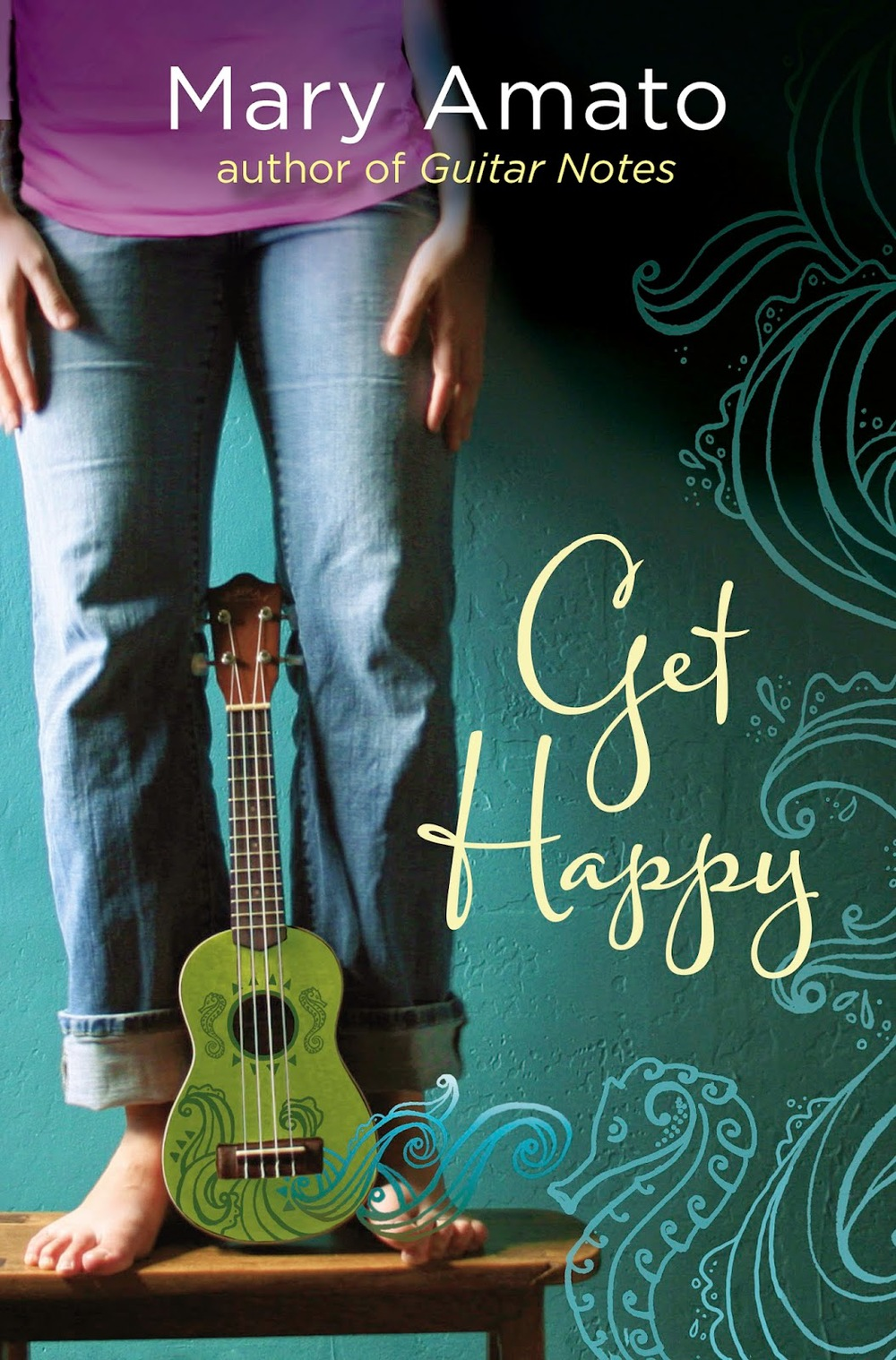 Get Happy by Mary Amato | Clear Eyes, Full Shelves