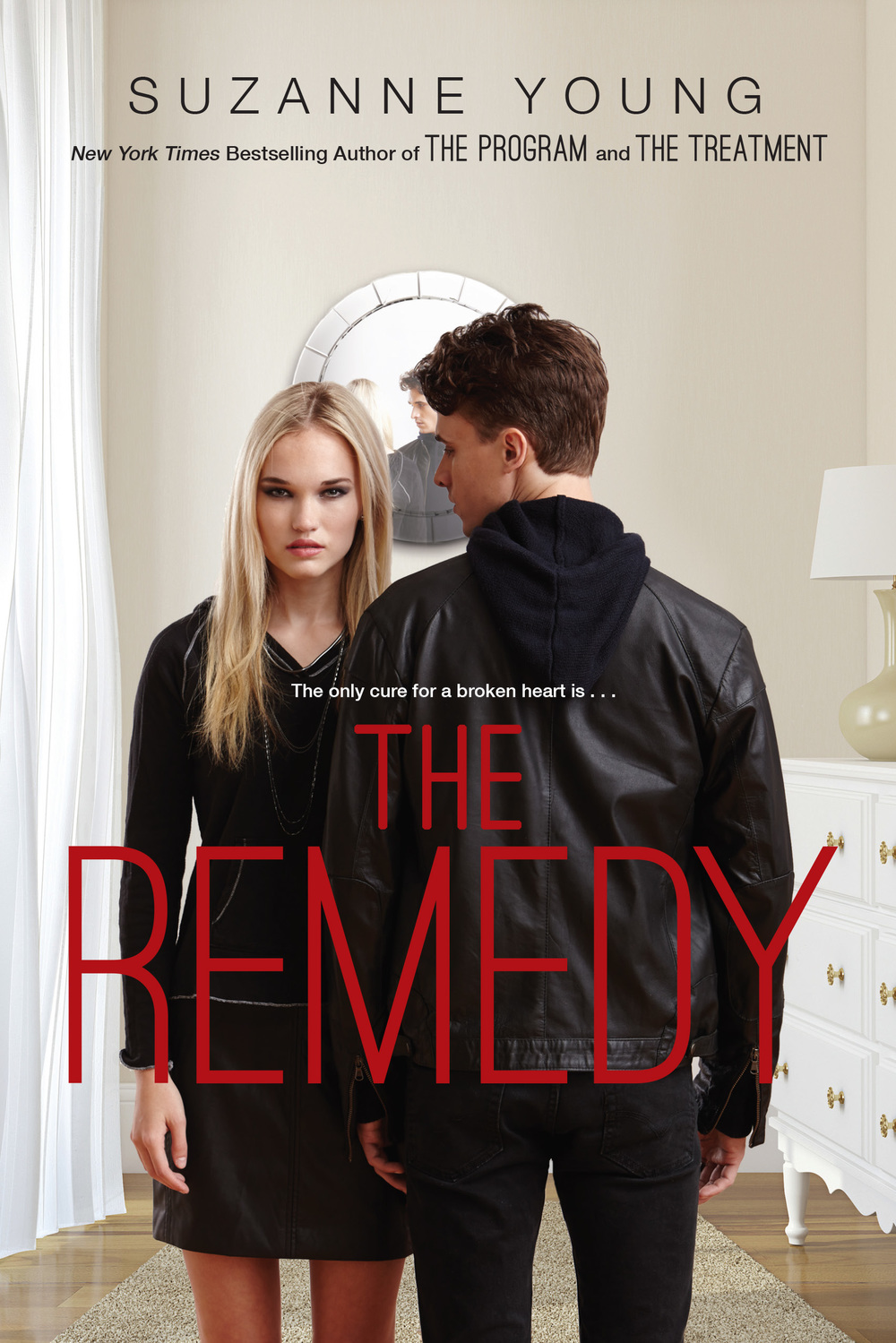 The Remedy by Suzanne Young | Review & Giveaway on Clear Eyes, Full Shelves