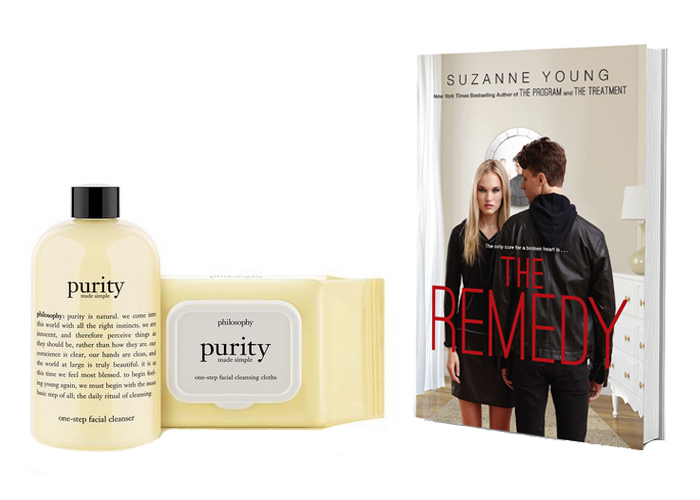 The Remedy Prize Pack Giveaway on Clear Eyes, Full Shelves