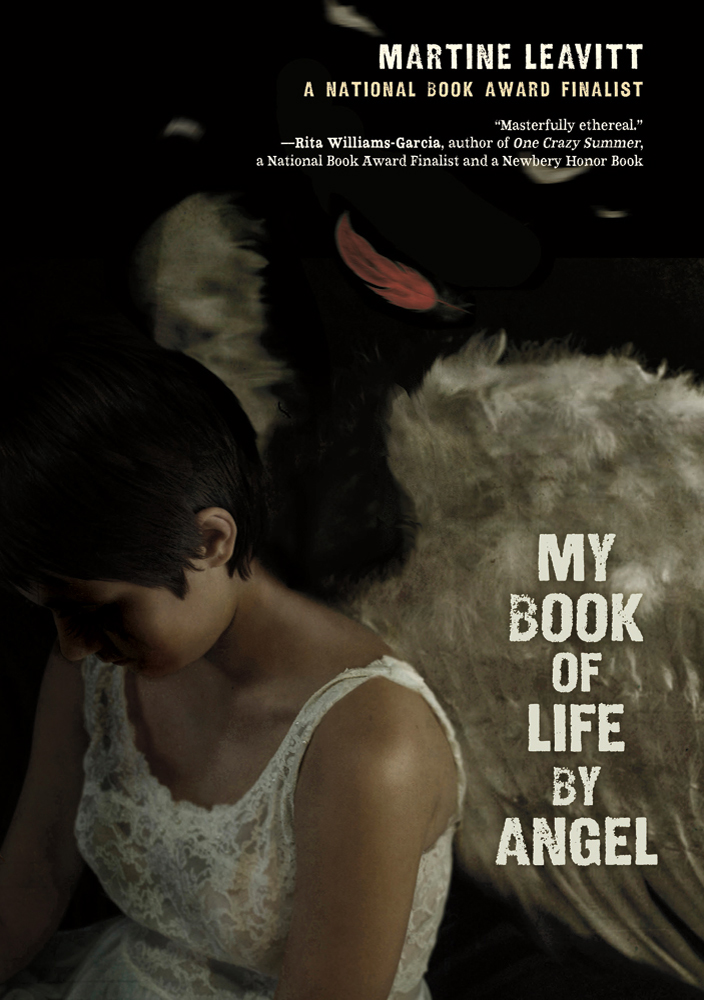 My Book of Life by Angel by Martine Leavitt - Clear Eyes, Full Shelves