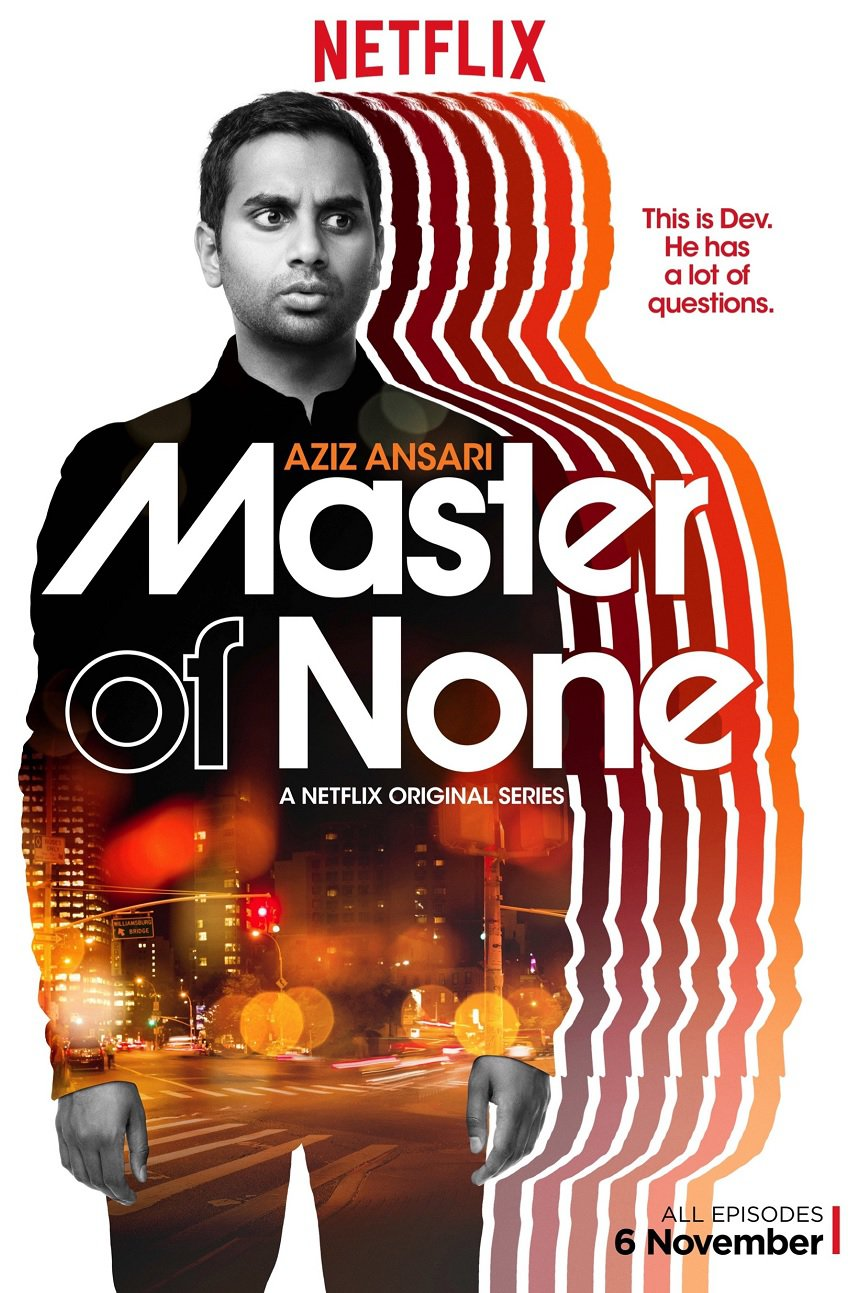 Master of None Promo Poster