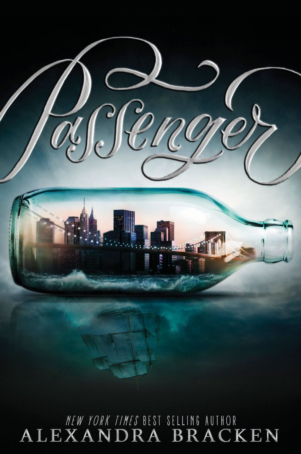 Passenger by Alexandra Bracken on Clear Eyes, Full Shelves
