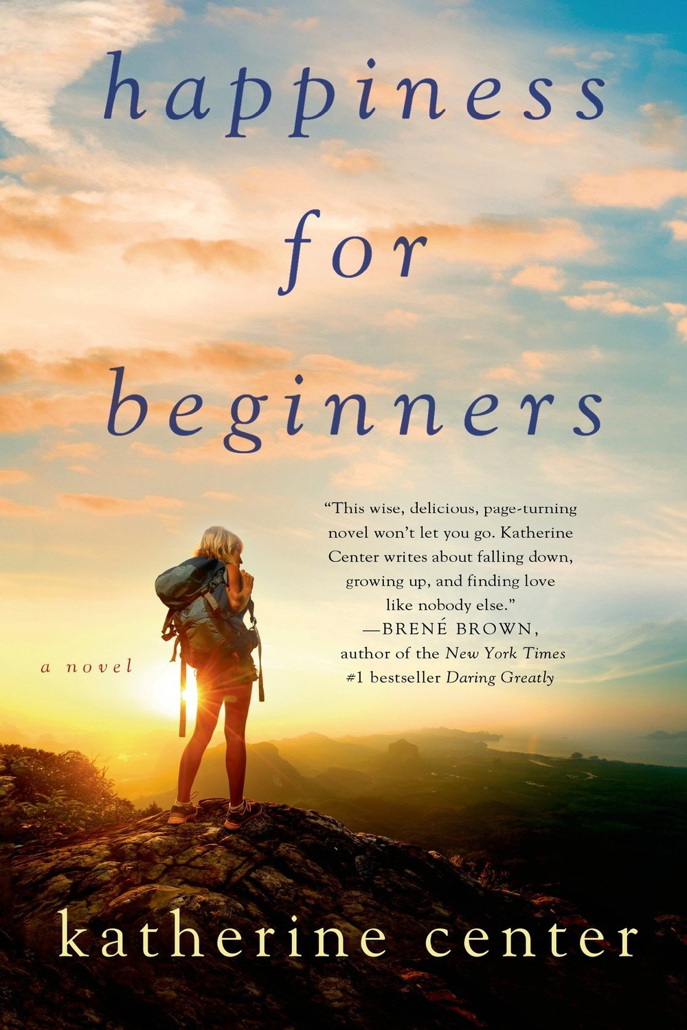 Recommendation Tuesday: Happiness For Beginners By Katherine Center