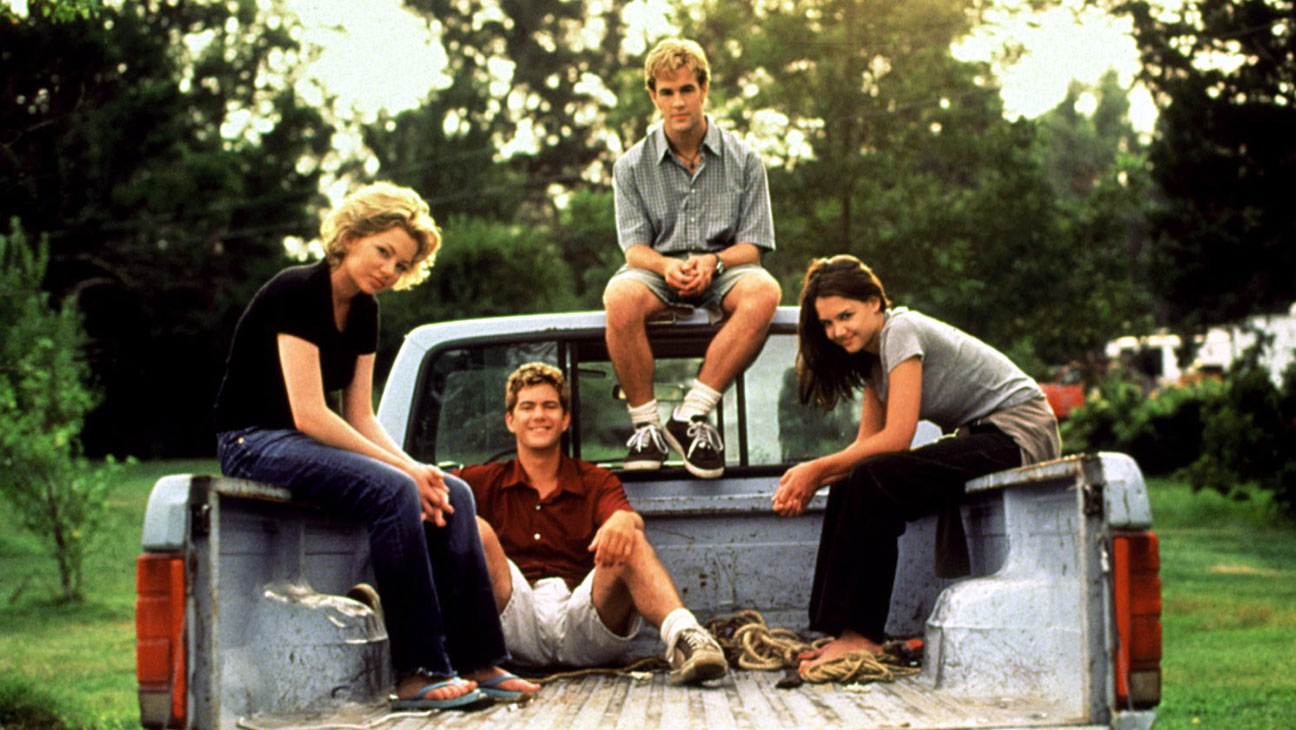 Dawsons creek cast hookups t-shirts