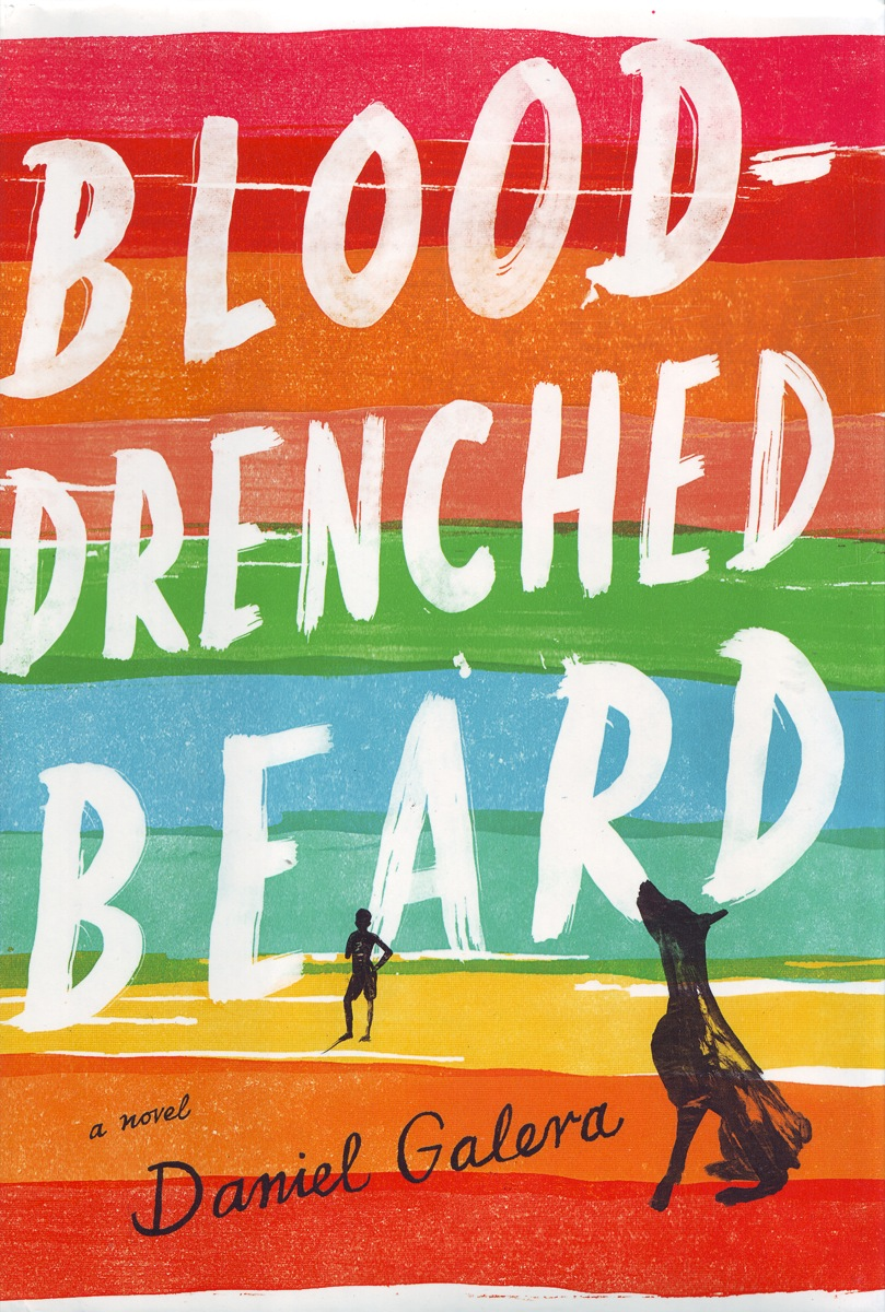 Blood-Drenched Beard by Daniel Galera