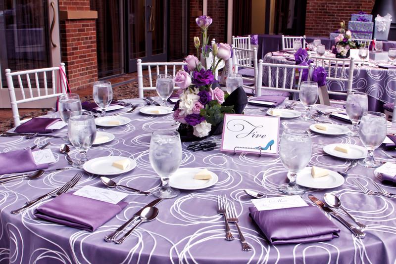 Lavender Swirl