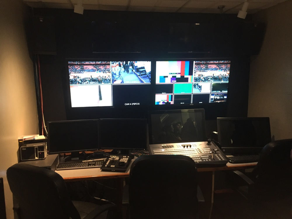 In-house video control
