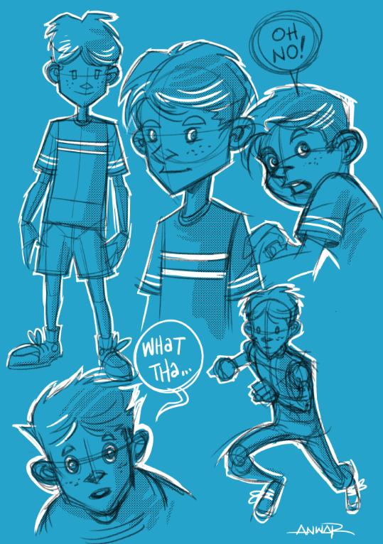 Boy Concept Design