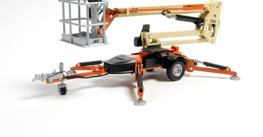Tractor Bucket Hoist : Reach new heights with a bucket lift — nickell rental