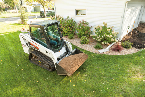 Bobcat Track Loader Rental