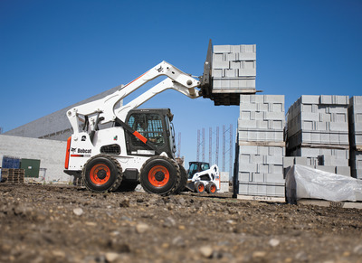 Forklift Attachment for Skid-Steer — Nickell Rental - Tool