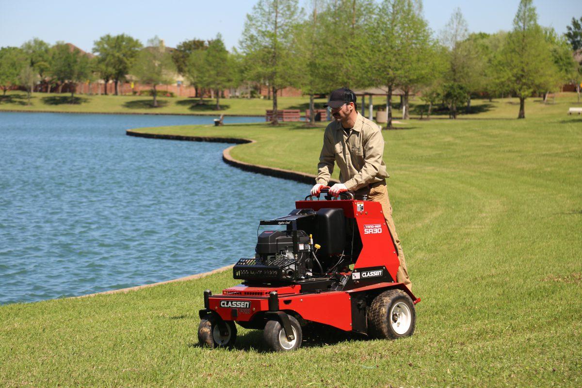 Aerator Ride On Nickell Rental Tool And Equipment Rental