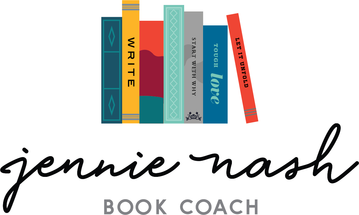 Jennie Nash Book Coach