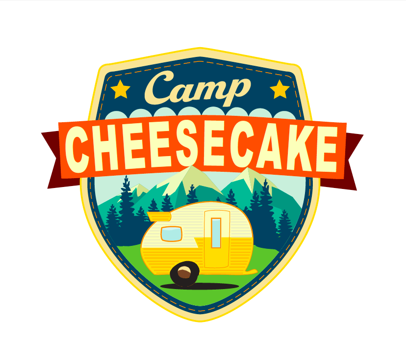 Camp Cheesecake  is the first cheesecake food truck and we were the first company to use a vintage camper for a food truck! We like to think we started the trend :) Book Camp Cheesecake by emailing us at:  Yummy@MuddyPawsCheesecake.com .