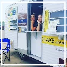 Do you have a grand opening, anniversary party, employee moral or other day you want to celebrate? What is better than a camper full of Muddy Paws Cheesecakes! Email us or call 763-545-7161 to book it and get rates!