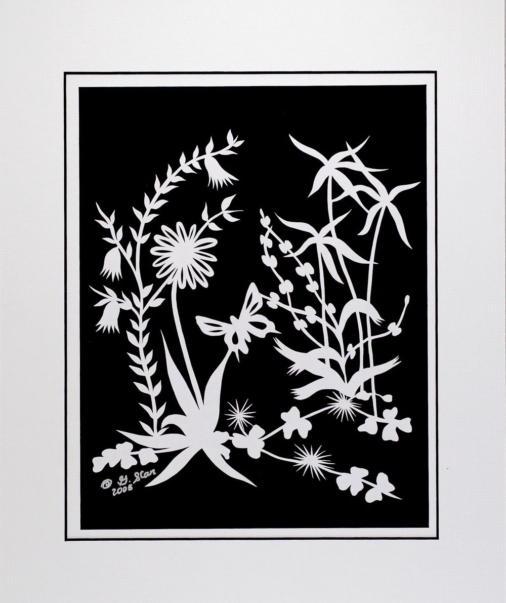 Wildflowers:Early:White on Black.jpg