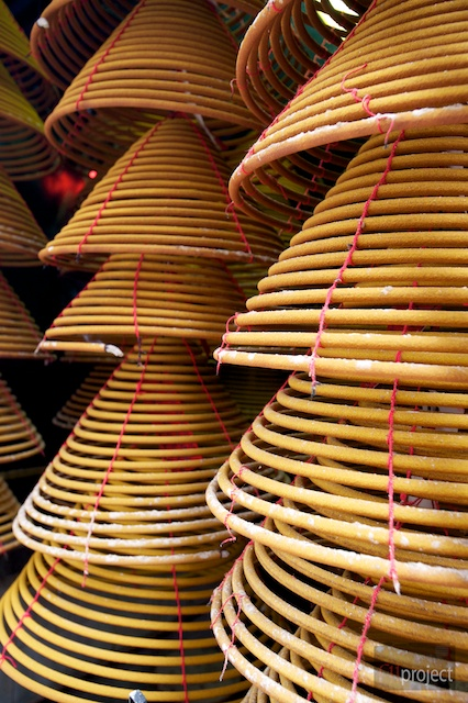 Chinese Incense Coils