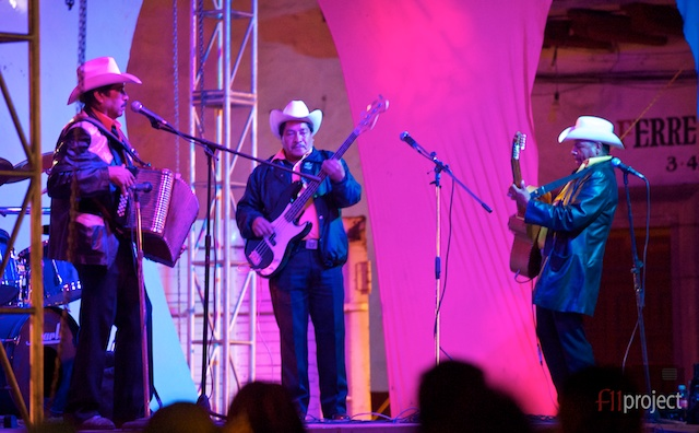 Patzcuáro, Michoacán, Mexico, Santa Cecilia, street music celebration