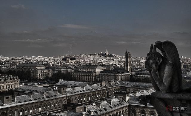 Cathédral Notre-Dame de Paris