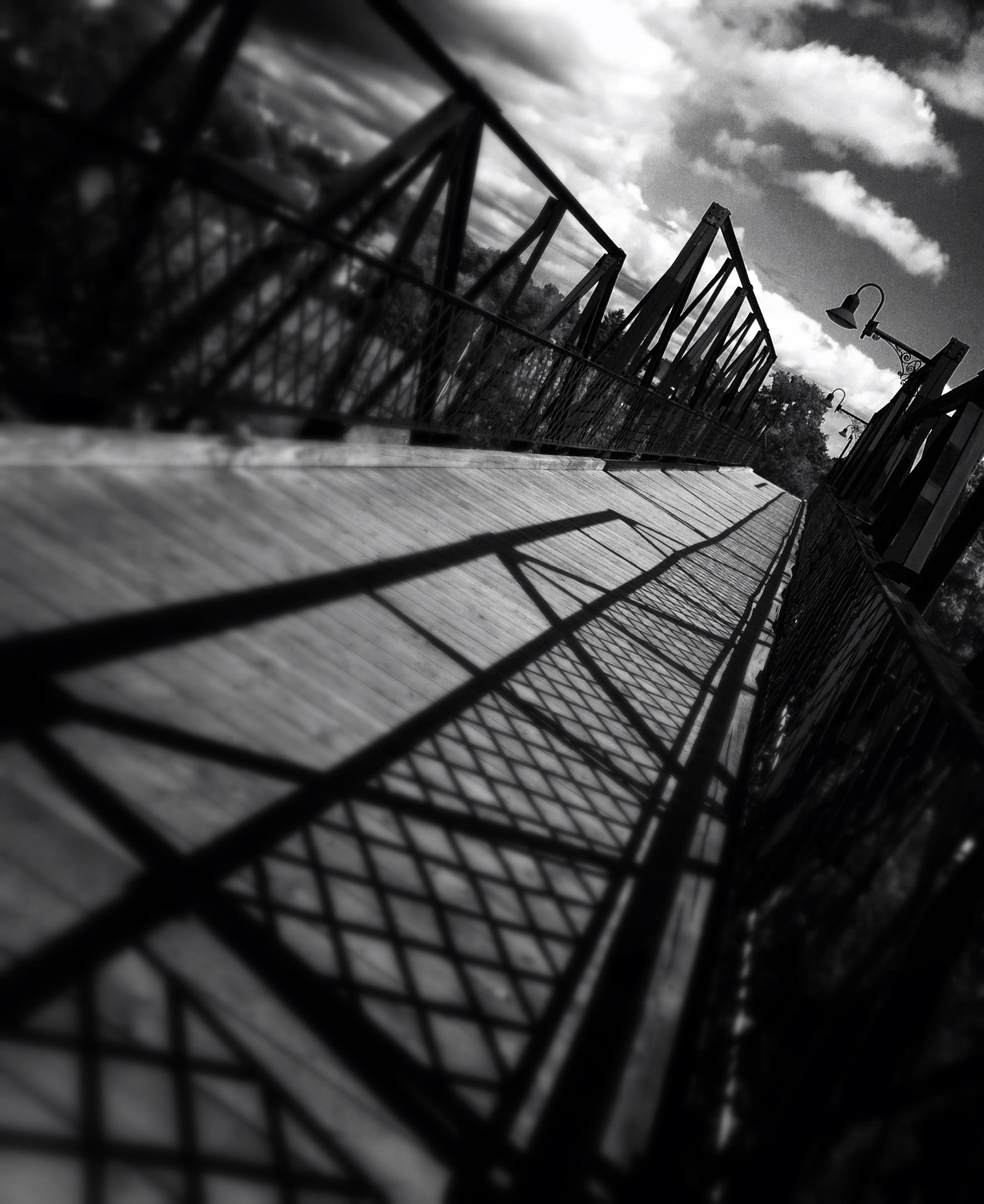 J unction Triangle Pedestrian Bridge