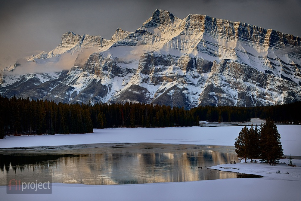 Two Jake Lake, Alberta, Canada