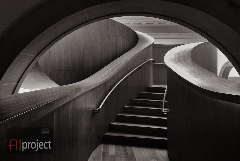 Art Gallery of Ontario interior
