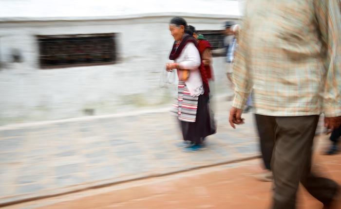 Boudhanath, Kathmandu, Nepal. Copyright © Louis Au 2014