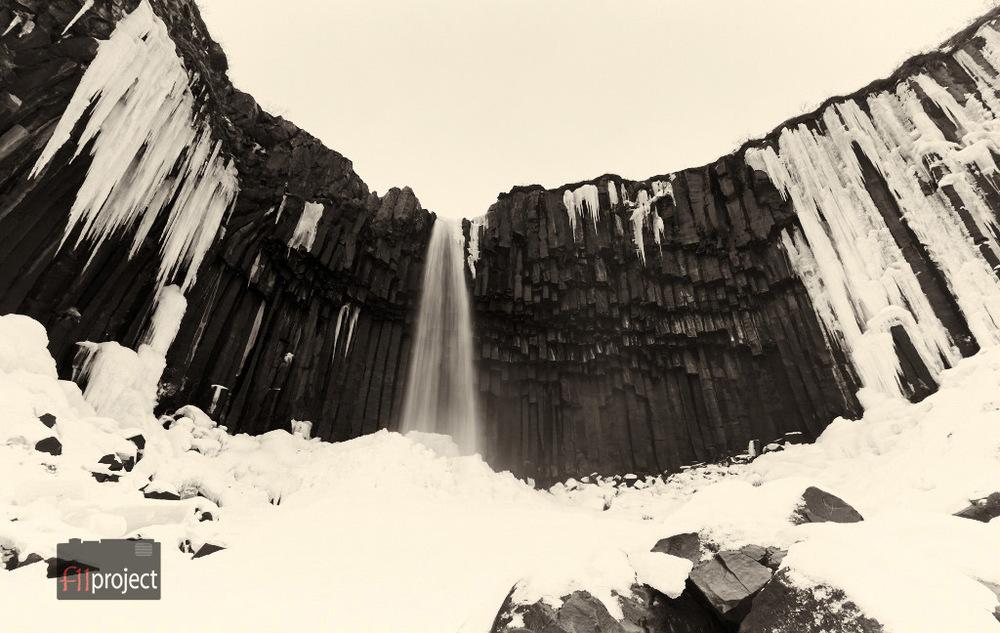 Svartifoss, South Iceland