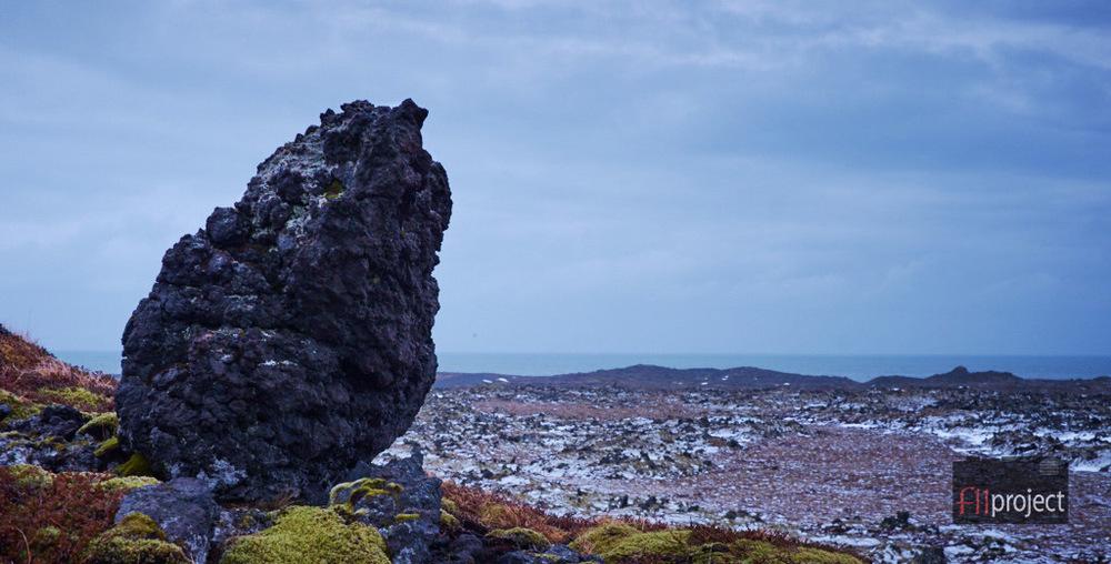 Snaefellsjoekull, West Iceland