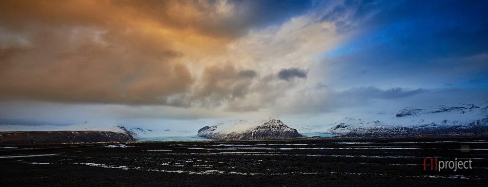 Skeioarasandur, South Iceland