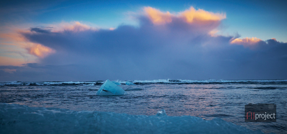 Jökulsárlón, South Iceland