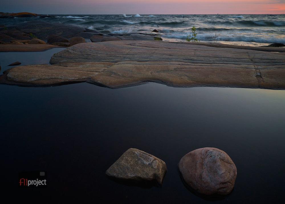 Franklin Island, Georgian Bay UNESCO Biosphere Reserve, Ontario