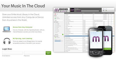 Your music in the cloud — MWC