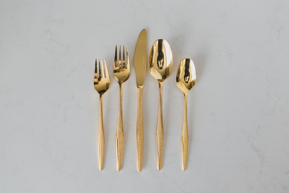 Gold Vintage Modern