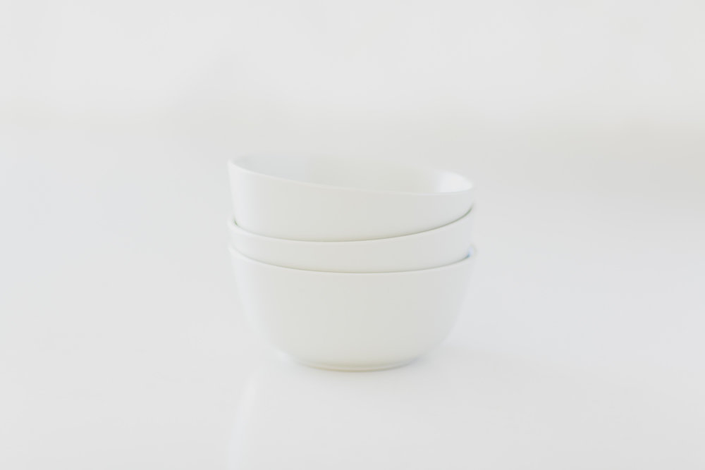BEIGE SOUP BOWL