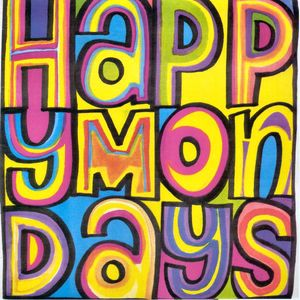 Central Station – Happy Mondays 'Wrote for luck'