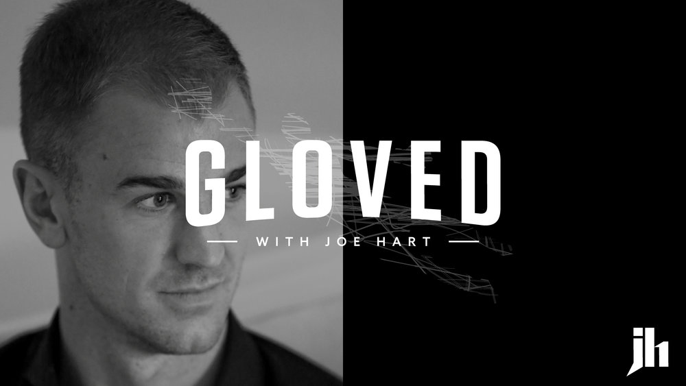 Gloved with Joe Hart