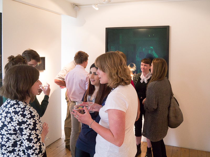 Andrew Bruce Illuminating Silence Private View-1.jpg