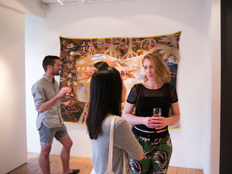 Marlene Steyn How Cannibals Cuddle Private View-15.jpg