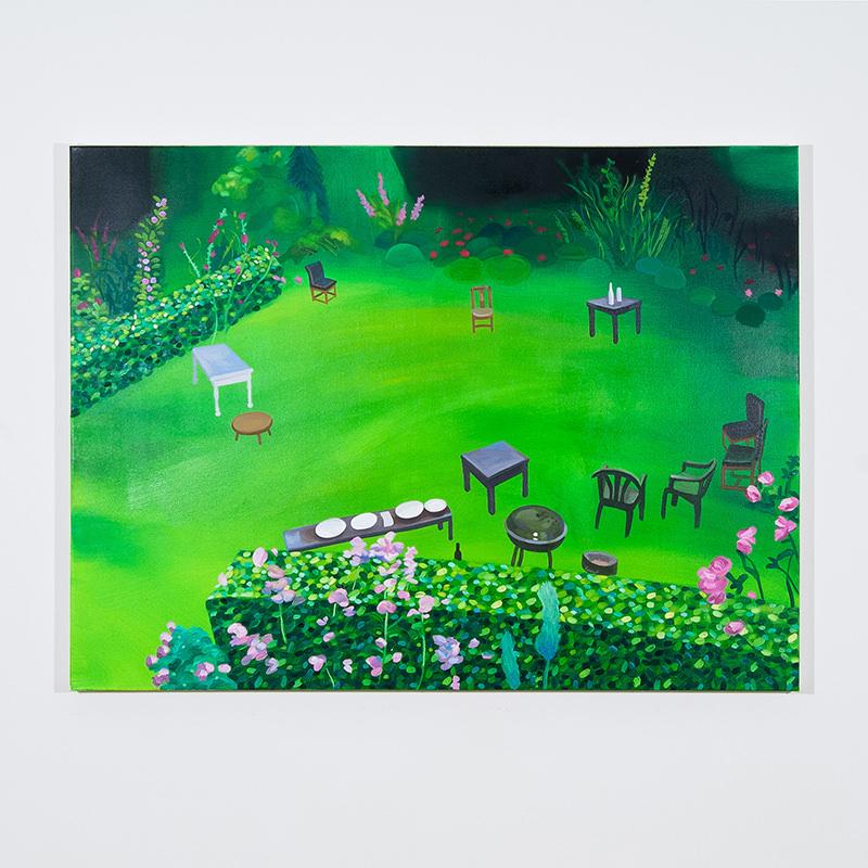 Garden Party, 2014